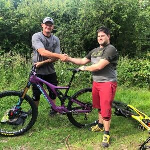 Dream Bike Competition 5 star review on 31st August 2021