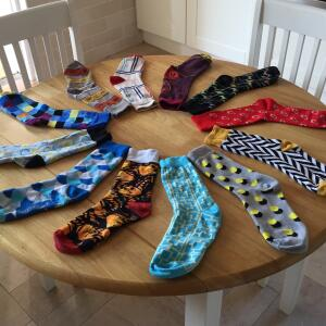 Sock Geeks 5 star review on 10th January 2020