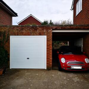 Garage Door Sale 5 star review on 5th March 2021