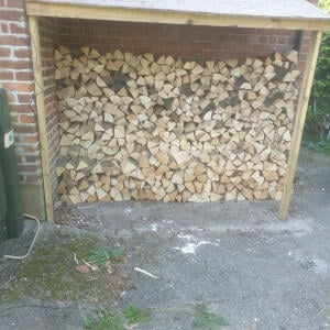 Dalby Firewood 5 star review on 8th September 2021