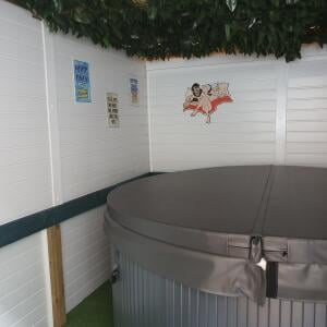 THEHOTTUBWAREHOUSE.CO.UK 5 star review on 2nd October 2020