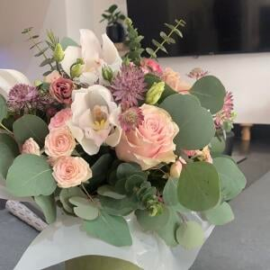 Verdure Floral Design Ltd 5 star review on 13th April 2021