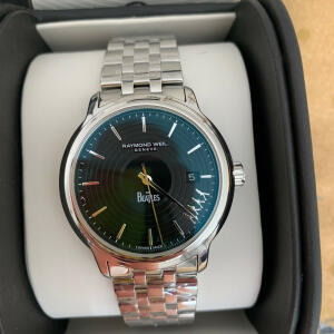 Raymond Weil 5 star review on 13th May 2021