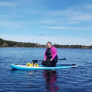 Red Paddle Co 5 star review on 26th March 2021