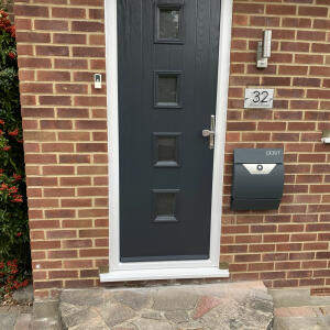 Just Value Doors Ltd 5 star review on 2nd October 2020