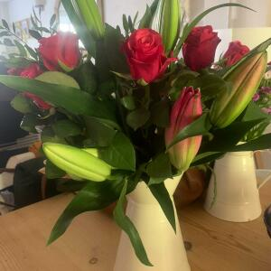 B&M Flowers 5 star review on 14th July 2021