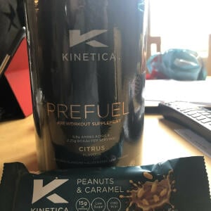 Kinetica 5 star review on 11th March 2021