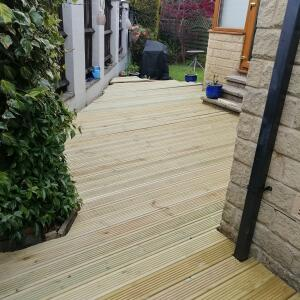 Howarth Timber 5 star review on 11th May 2021