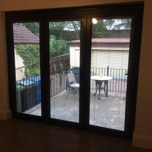 Express Bi Folding Doors Glasgow 5 star review on 26th July 2018
