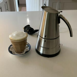 RINALDOS SPECIALITY COFFEE AND TEA LTD 5 star review on 27th January 2021