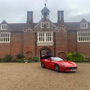 Supercar Experiences Ltd 5 star review on 23rd September 2021