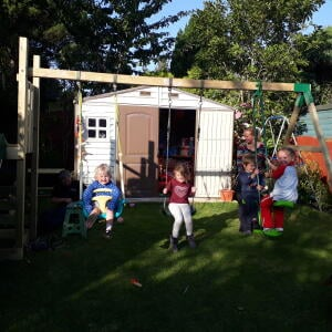 Outdoor Toys 5 star review on 23rd September 2020