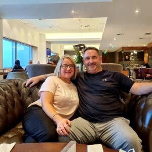 Executive Lounges 5 star review on 23rd October 2021