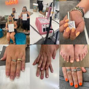 Bristol Nail and Beauty Training School 5 star review on 24th July 2021
