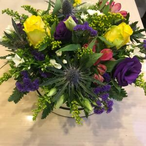 Interflora UK 1 star review on 4th September 2020