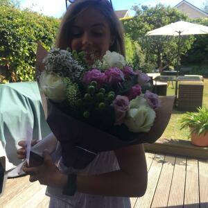 Bloom Magic Flower Delivery 5 star review on 5th June 2020