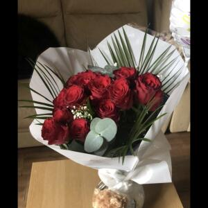 B&M Flowers 5 star review on 24th November 2020