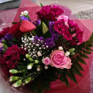 Homeland Florists  5 star review on 27th February 2021