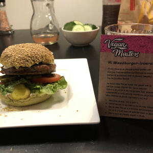 Vegan Masters 5 star review on 24th February 2021