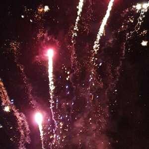 Fireworks Crazy 5 star review on 24th November 2019