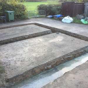 EKA Concrete Ltd 5 star review on 9th November 2016