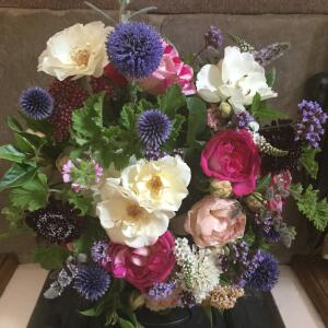 The Real Flower Company 5 star review on 5th August 2019