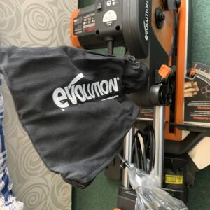 Evolution Power Tools 5 star review on 19th September 2019