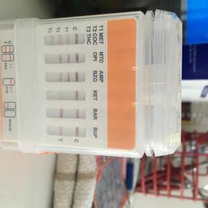 UK Drug Testing 4 star review on 29th November 2019