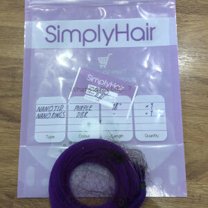 SimplyHair 5 star review on 6th February 2020
