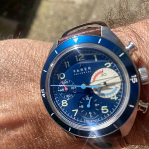 Farer 5 star review on 20th April 2020