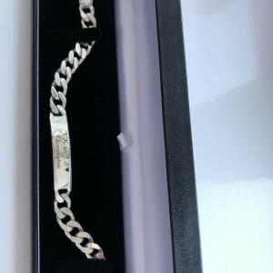 Personalised Jewellery 5 star review on 30th July 2020
