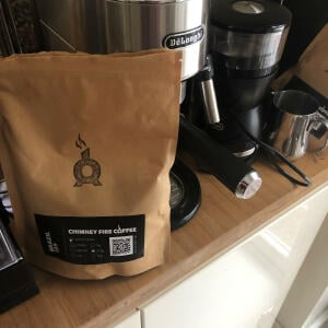Chimney Fire Coffee 5 star review on 26th January 2021