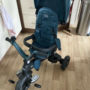 Little angels prams  5 star review on 18th March 2021