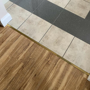 Premium Tile Trim 5 star review on 10th May 2021