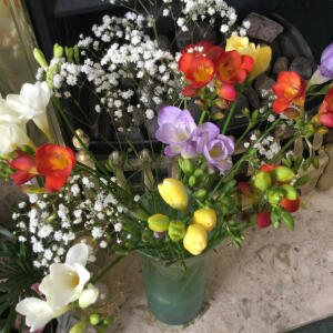 Flowers by Post 5 star review on 12th May 2021