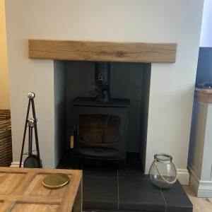 Traditional Beams 5 star review on 12th July 2021