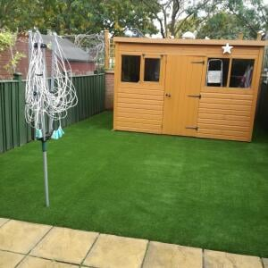 Easigrass Distribution Ltd 5 star review on 4th October 2019