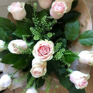 Williamson's My Florist 5 star review on 26th April 2021