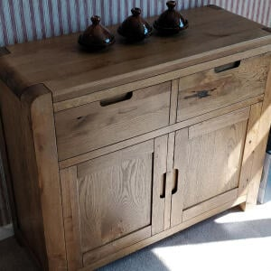 Chiltern Oak Furniture 5 star review on 8th September 2021