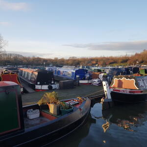 Waterways Holidays Ltd 5 star review on 1st January 2019