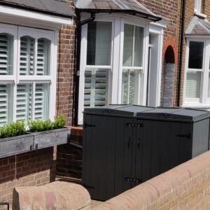 BritishBins Ltd 5 star review on 3rd June 2019