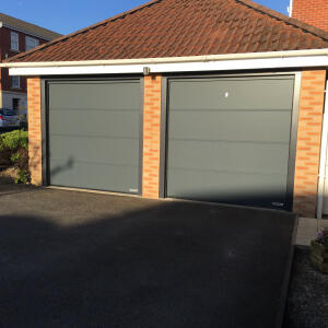 Dimension Garage Doors 5 star review on 25th April 2017