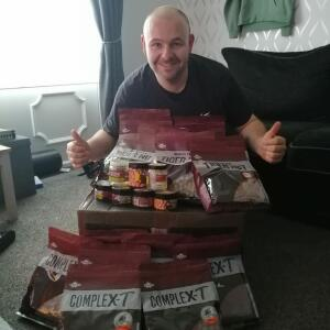 Carp Tackle Giveaways 5 star review on 3rd June 2021