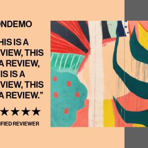 dondemo 5 star review on 20th October 2020