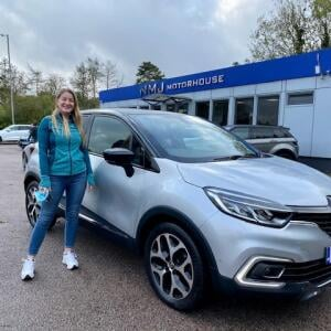 NMJ Motorhouse 5 star review on 20th October 2020