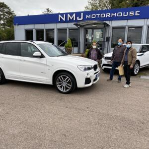 NMJ Motorhouse 5 star review on 22nd October 2020