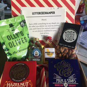 Letter Box Hamper 5 star review on 20th February 2020