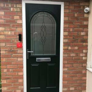Just Value Doors Ltd 5 star review on 14th April 2021