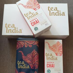 Tea India 5 star review on 1st April 2021