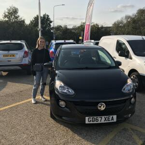 Quest Motor Group 5 star review on 14th September 2020